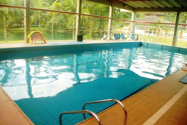 Complexo aqu tico for Metros piscina olimpica
