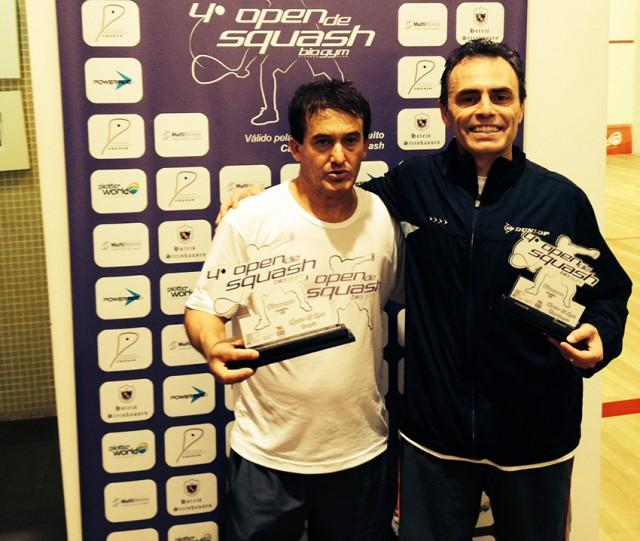 Atletas de Squash da S.R. Mampituba marcam presença em competição estadual