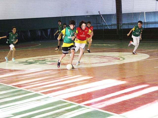 Na próxima semana tem Torneio de Futsal Mirim
