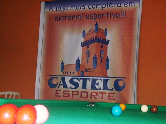 Copa Castelo Esporte de Sinuca segue movimentando S.R. Mampituba