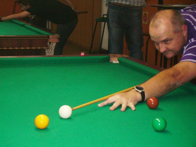 Semana será de jogos disputados na Copa Castelo Esporte de Sinuca