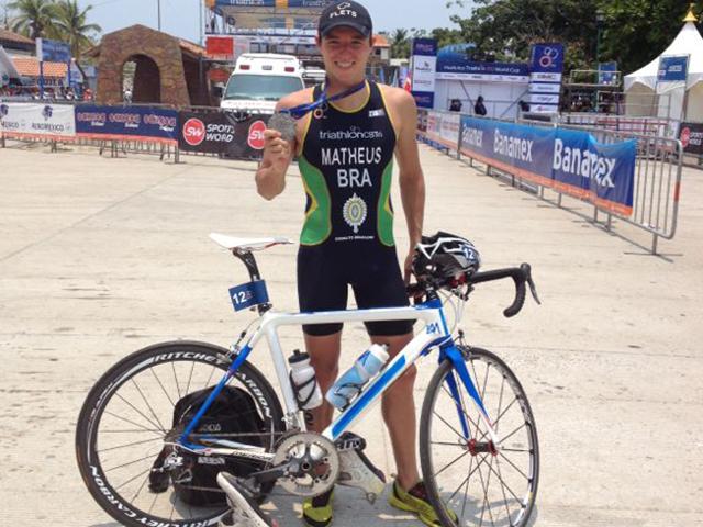 Atleta da S.R. Mampituba participará de Copa do Mundo de Triathlon, no México
