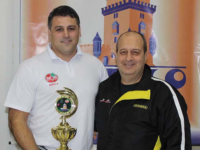 Copa Castelo Esporte de Sinuca conhece vencedores