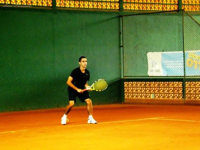 Máster Open de Tênis acontece neste final de semana