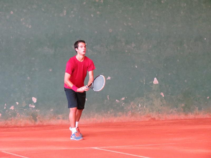 Pelo quarto ano consecutivo, S.R. Mampituba é campeã estadual de tênis