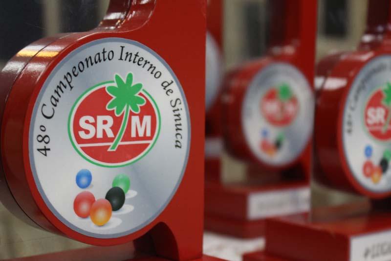 Conhecidos os vencedores do 48º Campeonato Interno de Sinuca