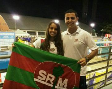 Atleta de natação conquista bons resultados em Campeonato Brasileiro