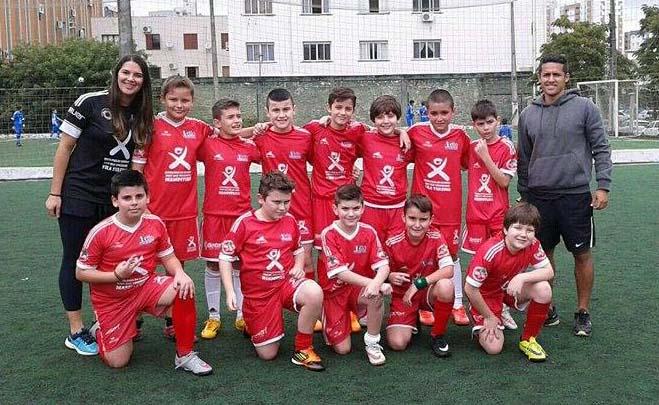 Escolinha de Futebol com inscrições abertas