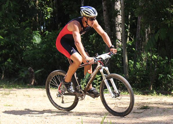 Atleta da S.R. Mampituba receberá título de Campeão Geral Catarinense de Cross Triathlon
