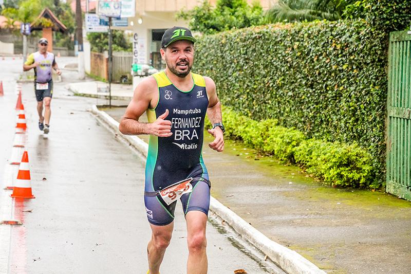Atleta de triathlon da S.R. Mampituba representará Criciúma em competição brasileira