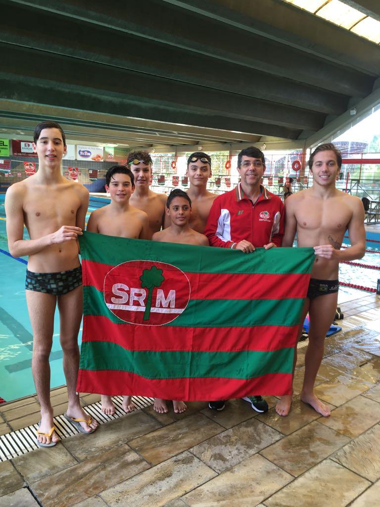 Atletas da Natação participarão de competição amanhã, em Florianópolis