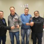 4º Lugar - Jorge e Valmir