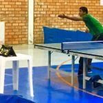 Atletas de tênis de mesa do MampitubaFME irão disputar o bronze nos Joguinhos Abertos
