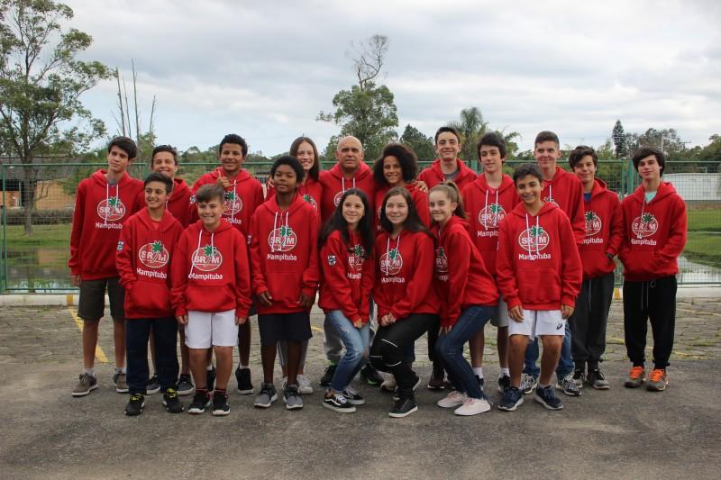 24 Tenistas do Mampituba participarão de competição em Itajaí
