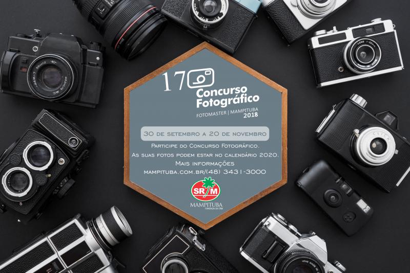 Participe da 17ª edição do Concurso Fotográfico do Mampituba