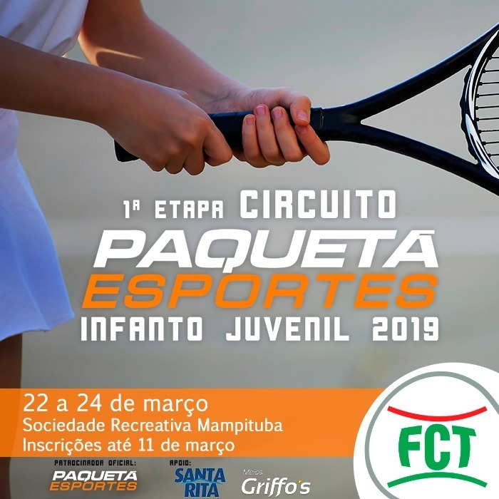 Circuito Paquetá Esportes terá início no Mampituba