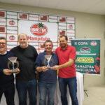 4º Lugar - Osmar e Marcos