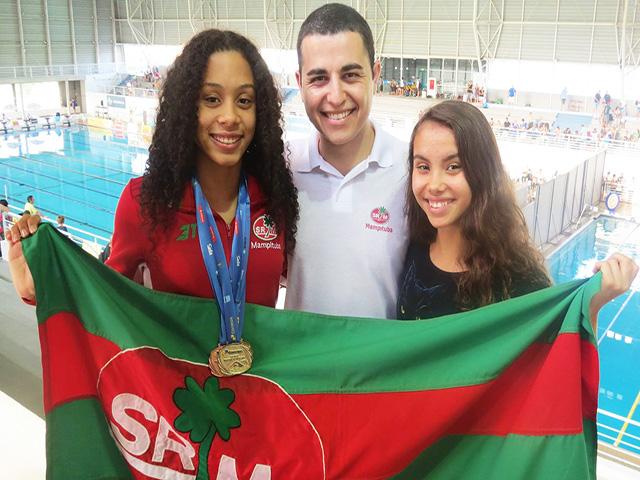 Natação da S.R. Mampituba / FME é destaque em Campeonato Brasileiro Infantil