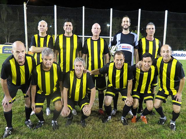 Copa de Futebol Suíço Veterano segue movimentando campos da S.R. Mampituba