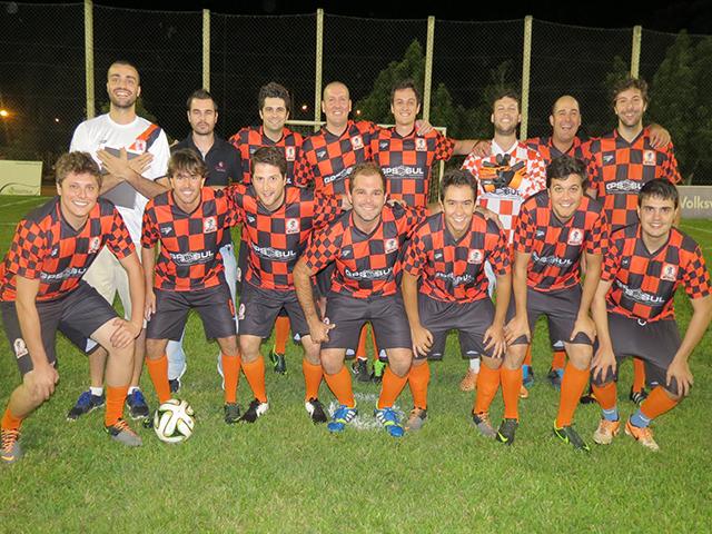 Show de gols na 8ª Copa Fátima Esportes de Futebol Suíço Aberto