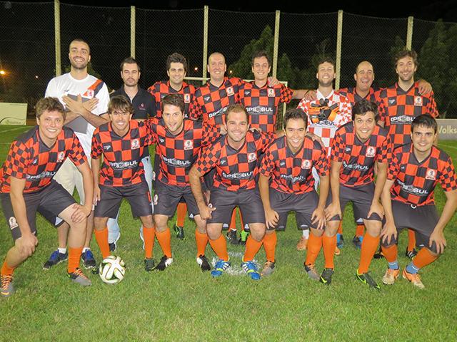 Show de gols marca 13ª rodada da Copa de Futebol Aberto