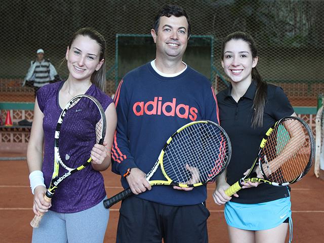 Tenistas da S.R. Mampituba / FME Criciúma representarão SC em Copa das Federações