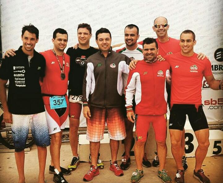 Atletas da S.R. Mampituba garantem bons resultados no GP Summer Triathlon 2015