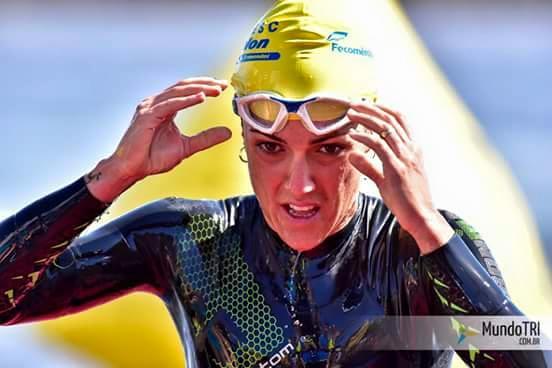 Triatleta da S.R. Mampituba é bicampeã do Circuito Nacional Sesc Triathlon