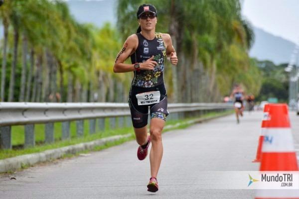 Triatleta da S.R. Mampituba vence Challenge Florianópolis