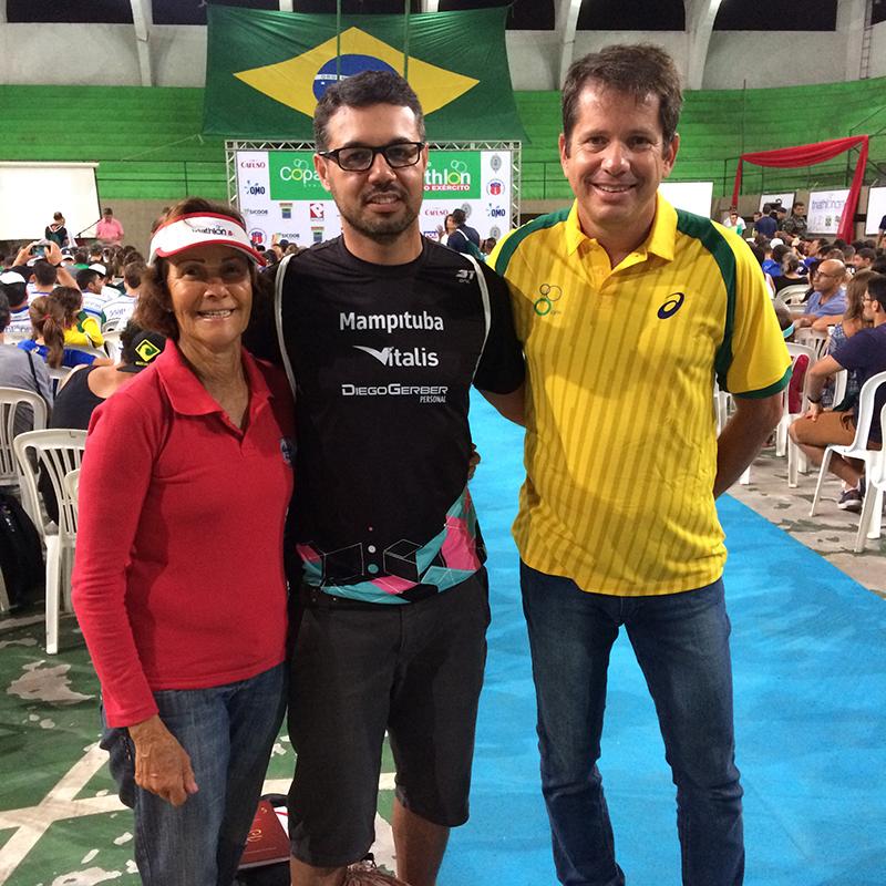 Por questões de saúde, atleta de triathlon não participou da Final Copa Brasil Sprint
