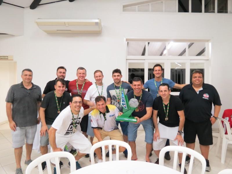 Mampituba promoveu Torneio de Confraternização