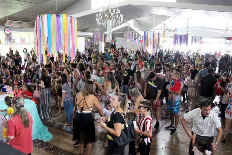 Carnaval para todas as idades