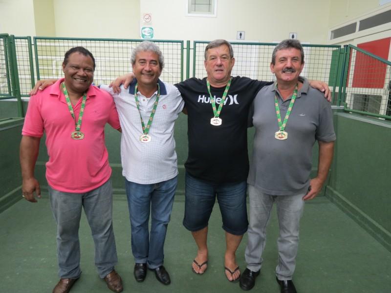 Após reformas é realizado primeiro torneio de bocha do ano