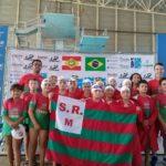 Natação MampitubaFME conquistou 16 medalhas durante Mirim Petiz