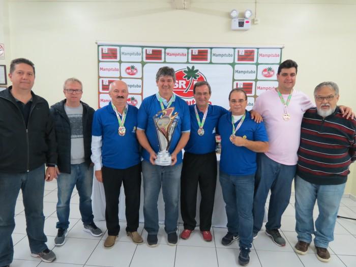 Definido o vencedor da Copa S.R. Mampituba de Bocha