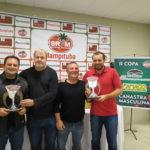 Campeão - Luiz Carlos e Edilson