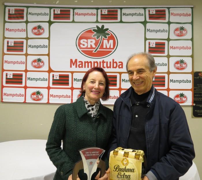 Nivaldo e Bega vencem a Copa de Canastra para Casais