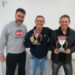 Vice campeão - Sergio e Nilzo