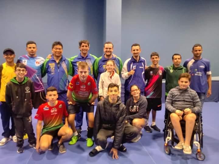 Equipe do Mampituba/FME participou de treinamento em São Paulo