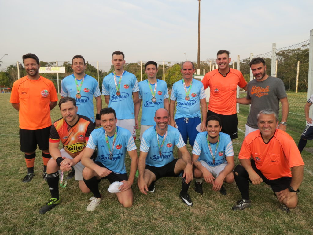 3° Lugar - Equipe Azul Claro