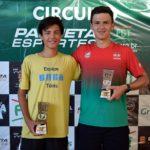 Tenistas do Mampituba conquistam o pódio em categoria feminina do Infanto Juvenil de Tênis - Vitor Poy vice 16 masculino e campeão de duplas