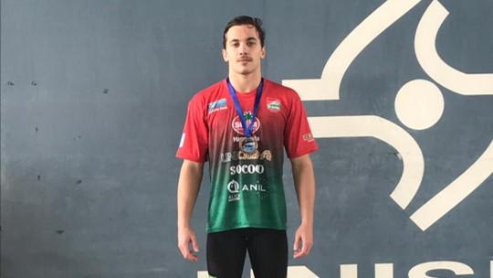Criciumense participa da Copa CBC de Natação