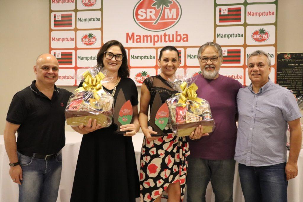 Kary Seyla Farias e Antonia Maria Feltrin Caciatori - 1 lugar