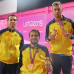 Medalhistas Parapan