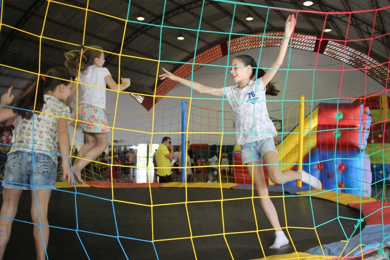 É amanhã: Mampituba com tarde de diversão no Dia das Crianças