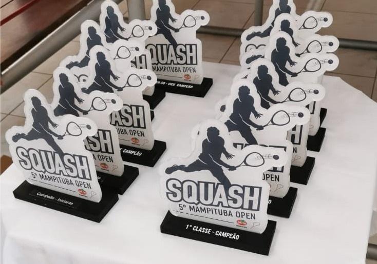 Mampituba foi palco para a 5ª edição do MampiOpen de Squash
