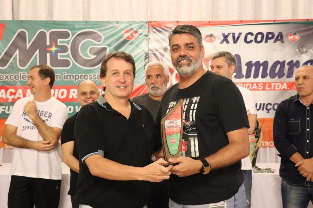 "Disciplina - Equipe Master Independente - Copa ""Meg – Taça Mario Ribeiro"" de Futebol Suíço Veterano"