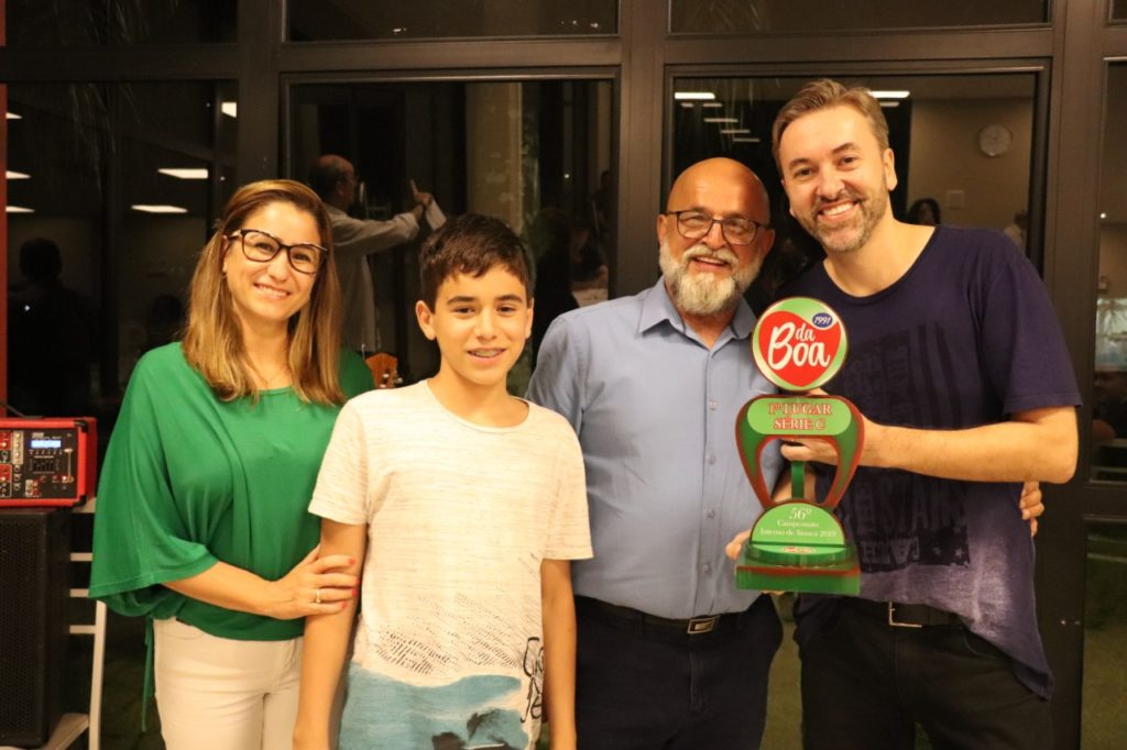 1º Lugar Série C – Klaus Cardoso