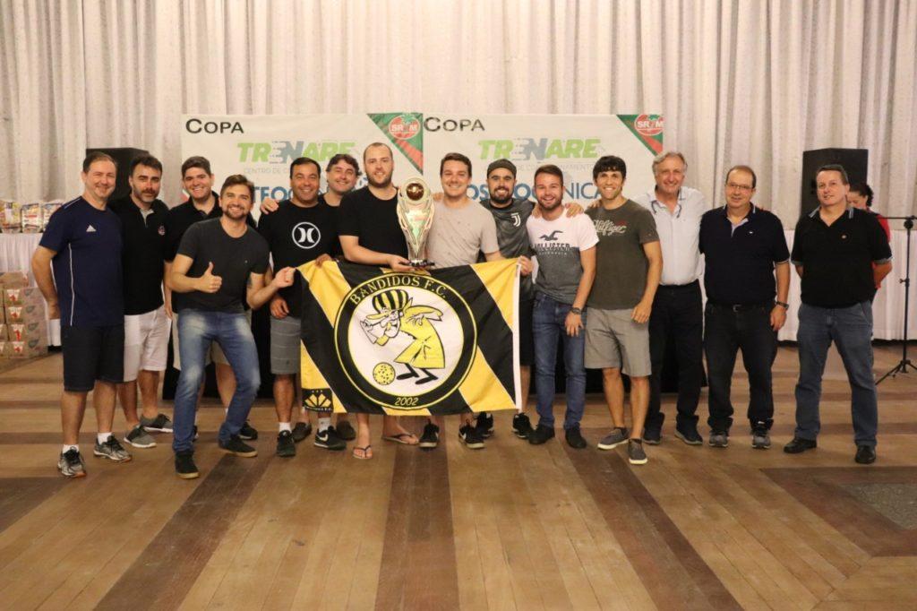 3º Lugar Série B - Bandidos Carvoeiro FC