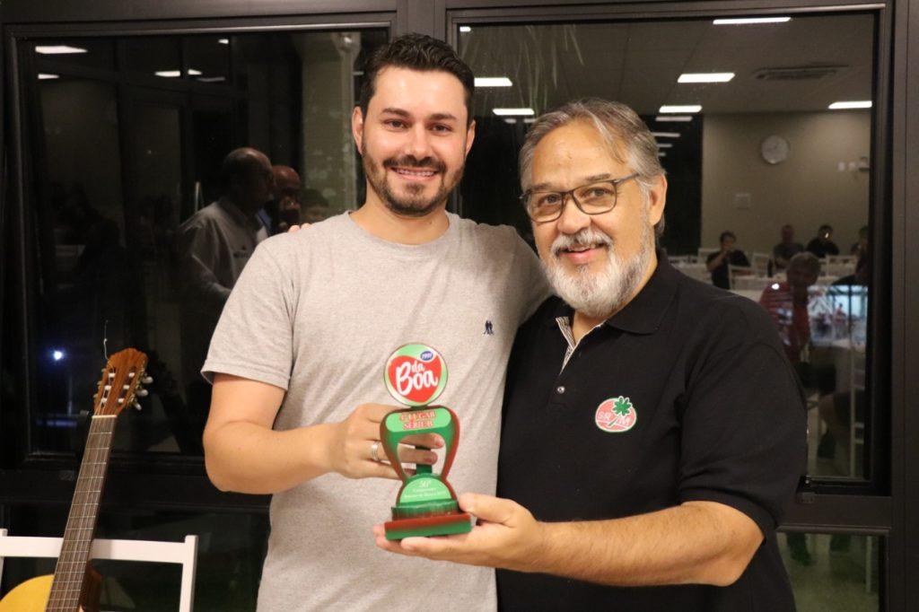 4º Lugar Série B – Mateus Lourenço Ferreira